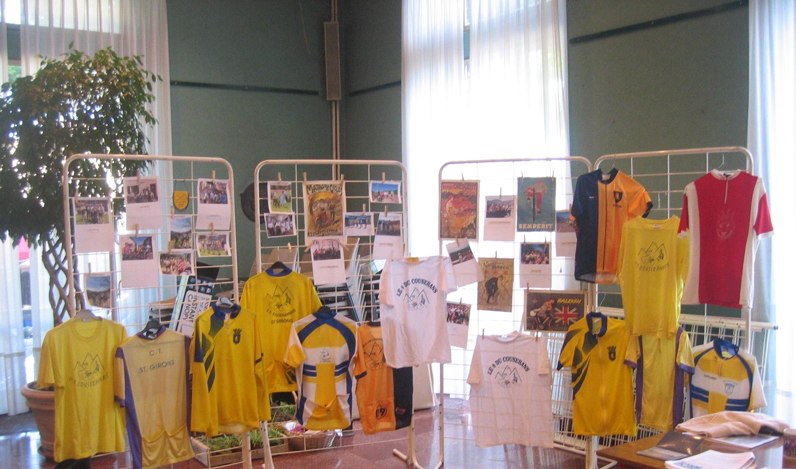 stand maillots